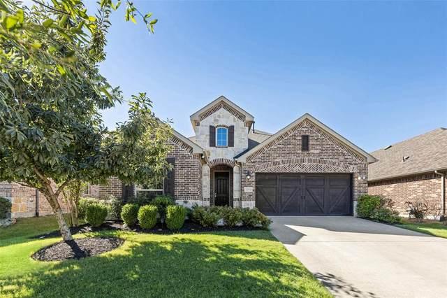 15616 Piedmont Park Drive, Prosper, TX 75078 (MLS #14676589) :: Real Estate By Design