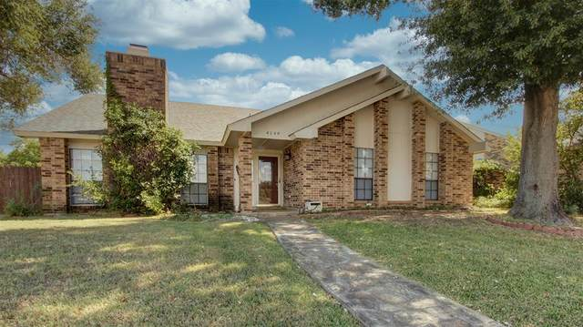 4044 Church Hill Drive, Flower Mound, TX 75028 (MLS #14676592) :: Real Estate By Design