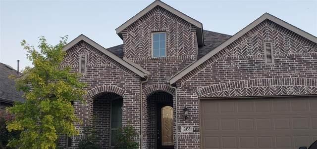 2455 San Marcos Drive, Forney, TX 75126 (MLS #14676628) :: Craig Properties Group