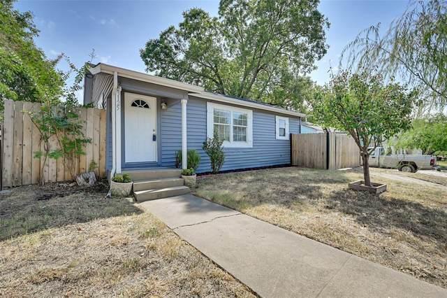 3125 Ryan Avenue, Fort Worth, TX 76110 (MLS #14676631) :: The Hornburg Real Estate Group