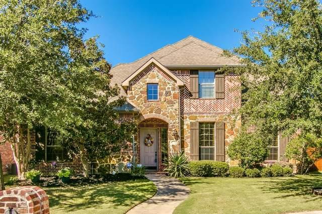 11913 Keystone Drive, Frisco, TX 75033 (MLS #14676633) :: Crawford and Company, Realtors