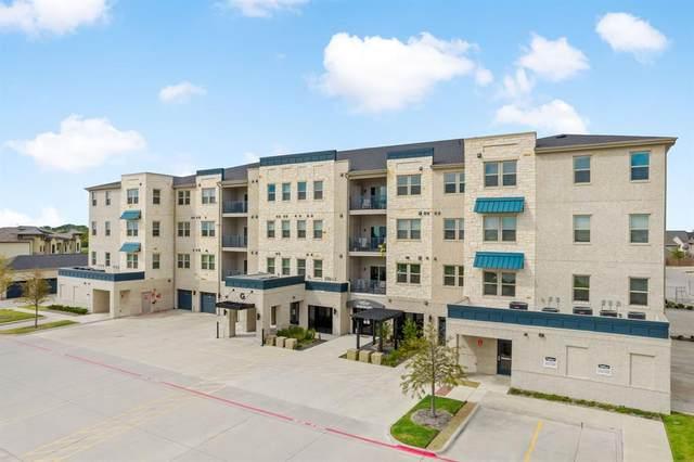 651 N Watters Road #7101, Allen, TX 75013 (#14676638) :: Homes By Lainie Real Estate Group