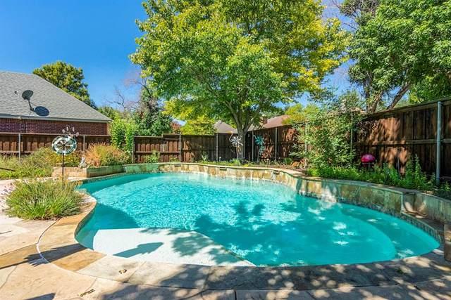 1422 Lone Star Court, Allen, TX 75013 (MLS #14676644) :: Frankie Arthur Real Estate