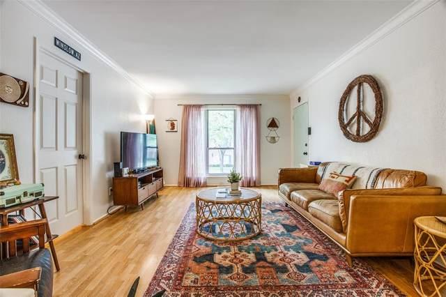 6018 E University Boulevard #201, Dallas, TX 75206 (#14676649) :: Homes By Lainie Real Estate Group