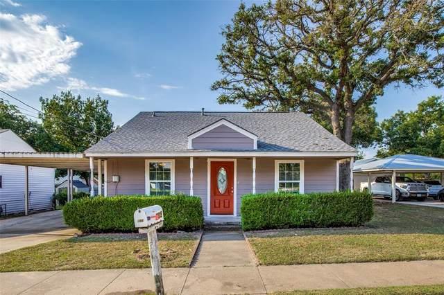 705 W Bridge Street, Weatherford, TX 76086 (MLS #14676655) :: The Good Home Team