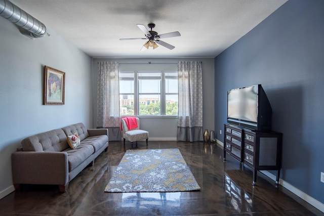 201 W Lancaster Avenue #404, Fort Worth, TX 76102 (MLS #14676662) :: All Cities USA Realty