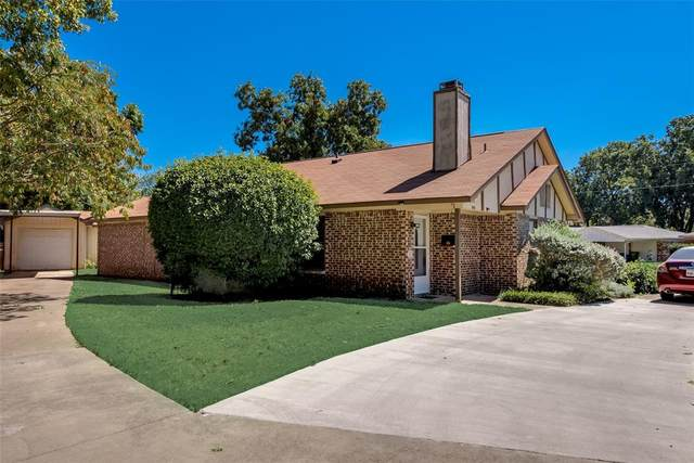 3802 Cagle Drive, Richland Hills, TX 76118 (MLS #14676673) :: Real Estate By Design