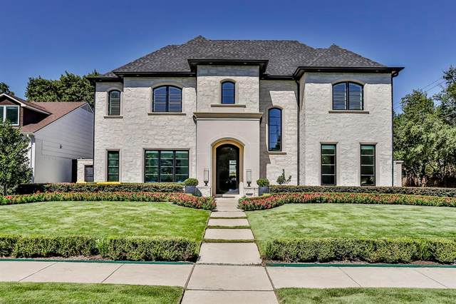 3800 Stanford Avenue, University Park, TX 75225 (MLS #14676682) :: The Chad Smith Team