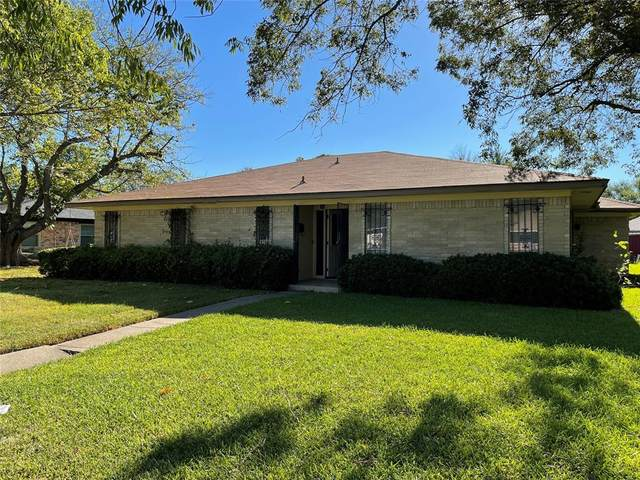 3204 Manchester Drive, Mesquite, TX 75150 (MLS #14676689) :: Real Estate By Design