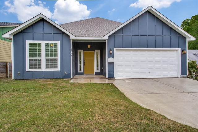 100 N Barnett Avenue, Dallas, TX 75211 (MLS #14676695) :: The Chad Smith Team