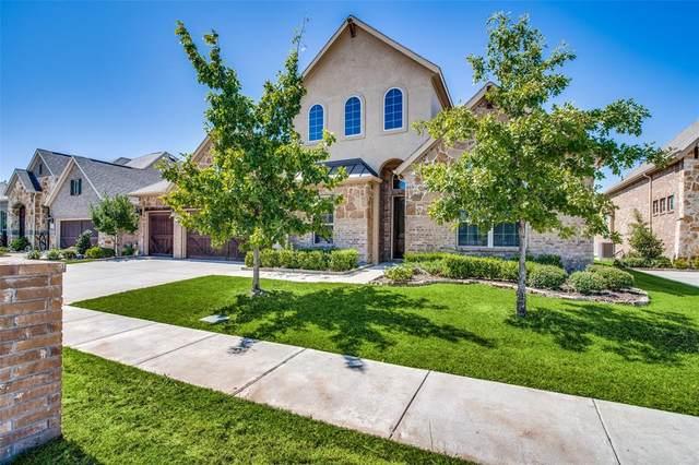 2407 Resort Drive, Heath, TX 75126 (MLS #14676708) :: Real Estate By Design