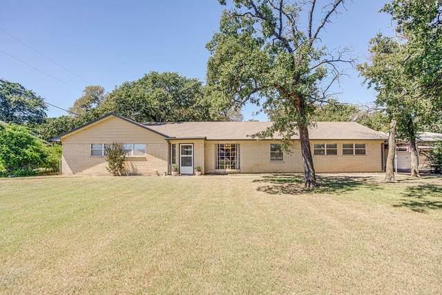 3505 N Highway 281, Mineral Wells, TX 76067 (MLS #14676719) :: The Rhodes Team