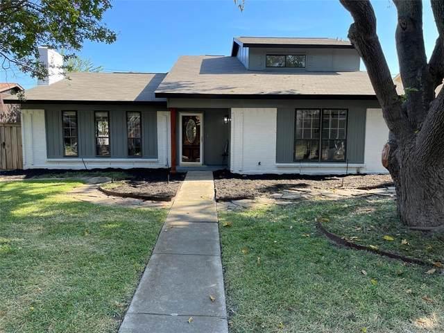 2917 Green Oaks Drive, Garland, TX 75040 (MLS #14676736) :: RE/MAX Pinnacle Group REALTORS