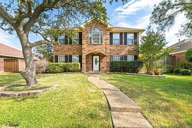 2532 Beau Drive, Mesquite, TX 75181 (MLS #14676738) :: Russell Realty Group