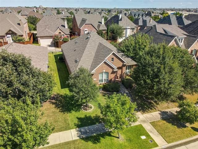 3078 Camden Bluff Road, Frisco, TX 75034 (MLS #14676749) :: Crawford and Company, Realtors