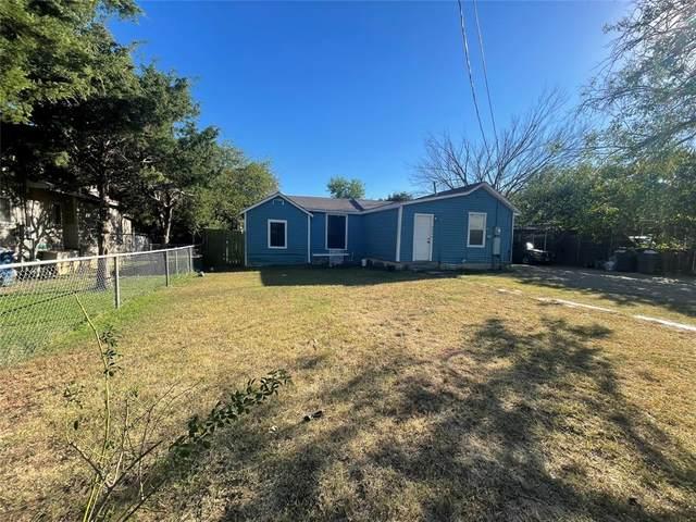 9808 San Leon Avenue, Dallas, TX 75217 (MLS #14676763) :: Real Estate By Design