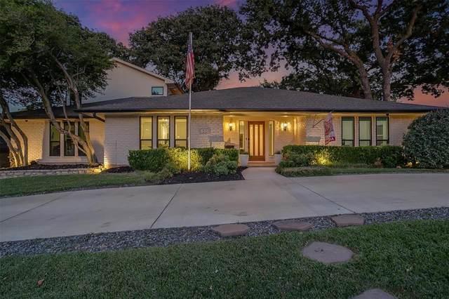 1509 Riverview Drive, Arlington, TX 76012 (MLS #14676771) :: Feller Realty