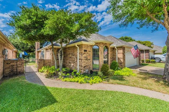 2841 Laurel Oaks Drive, Garland, TX 75044 (MLS #14676773) :: The Good Home Team