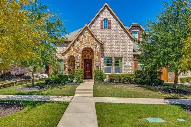 3114 Bainbridge Lane, Frisco, TX 75034 (MLS #14676785) :: Real Estate By Design