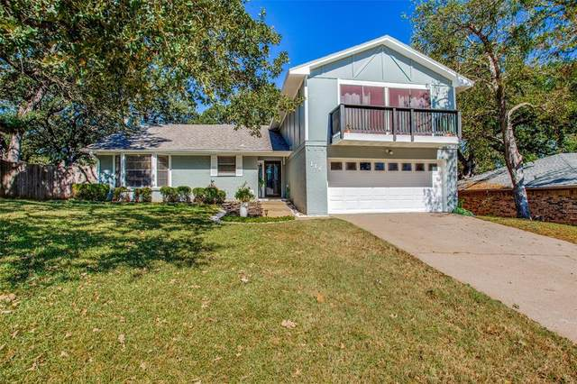 117 NE Rosamond Street, Burleson, TX 76028 (MLS #14676801) :: Russell Realty Group
