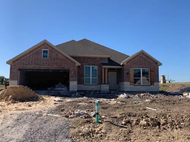 129 Ridgetop Trail, Rhome, TX 76078 (MLS #14676809) :: RE/MAX Pinnacle Group REALTORS