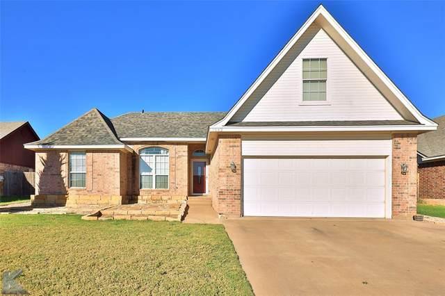7642 Tuscany Drive, Abilene, TX 79606 (MLS #14676824) :: Trinity Premier Properties
