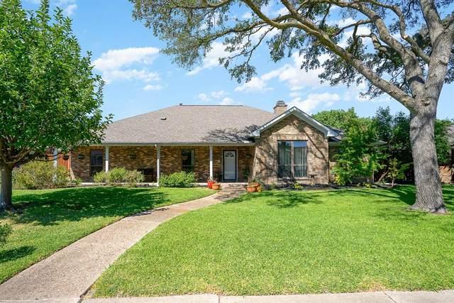 2509 Chamberlain Drive, Plano, TX 75023 (MLS #14676829) :: The Mitchell Group