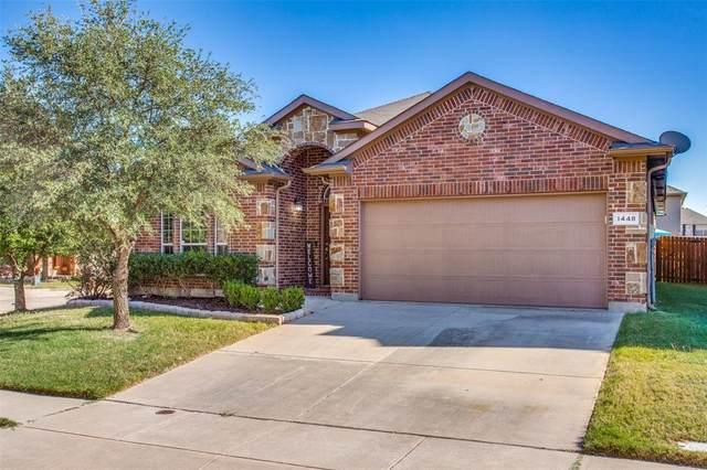 1448 Castlegar Lane, Fort Worth, TX 76247 (MLS #14676841) :: Feller Realty