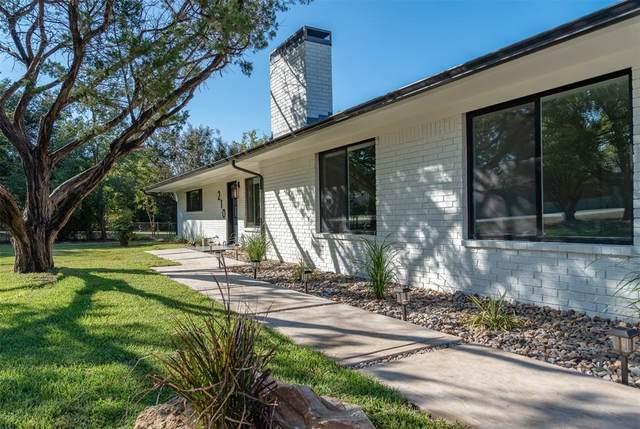 210 Davis Road, Granbury, TX 76049 (MLS #14676844) :: The Good Home Team