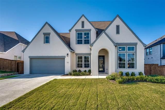7543 N Joshua Road, Frisco, TX 75033 (MLS #14676860) :: Feller Realty