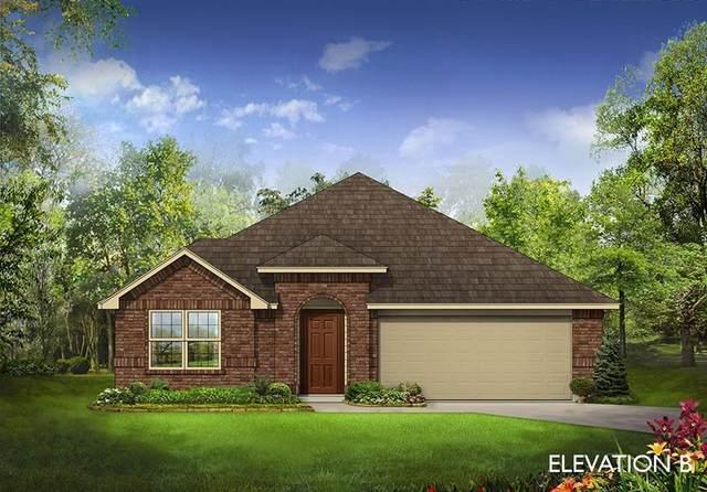 820 Saratoga Road, Aubrey, TX 76227 (MLS #14676865) :: Real Estate By Design