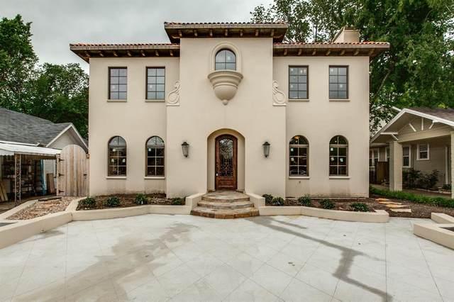 1716 Ashland Avenue, Fort Worth, TX 76107 (MLS #14676889) :: Lisa Birdsong Group | Compass