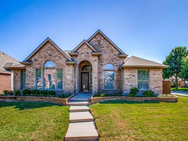 6517 Eaglestone Drive, Mckinney, TX 75070 (MLS #14676895) :: Craig Properties Group