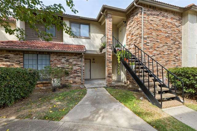 937 Turtle Cove #131, Irving, TX 75060 (MLS #14676908) :: Real Estate By Design