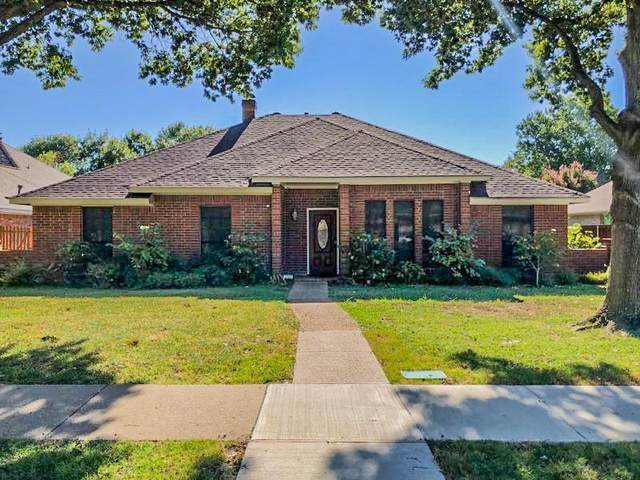 2702 Foxboro Drive, Richardson, TX 75082 (MLS #14676932) :: The Good Home Team