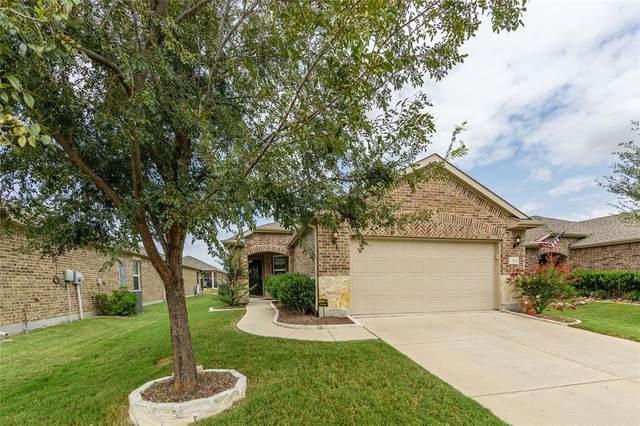3124 Lazy Rock Lane, Frisco, TX 75036 (MLS #14676935) :: Real Estate By Design