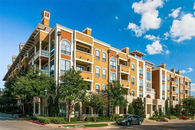 8616 Turtle Creek Boulevard #203, Dallas, TX 75225 (MLS #14676939) :: Crawford and Company, Realtors