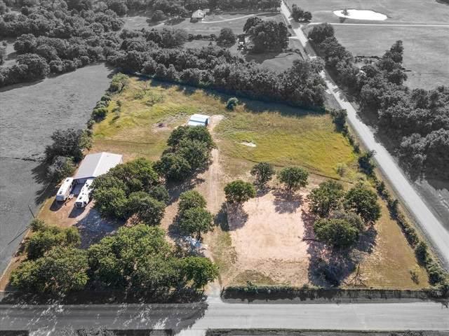 499 County Road 4581, Boyd, TX 76023 (MLS #14676945) :: Frankie Arthur Real Estate