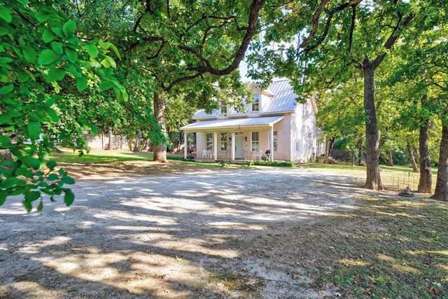 269 Harmony Road, Weatherford, TX 76087 (MLS #14676950) :: Craig Properties Group