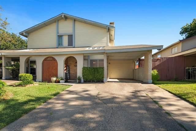 414 San Maria Drive, Garland, TX 75043 (MLS #14676954) :: The Good Home Team