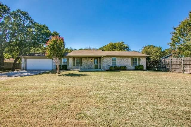 708 Charyl Lynn Drive, Argyle, TX 76226 (MLS #14676960) :: Frankie Arthur Real Estate