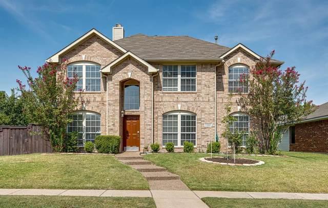 11288 Pagewynne Drive, Frisco, TX 75035 (MLS #14676961) :: Feller Realty