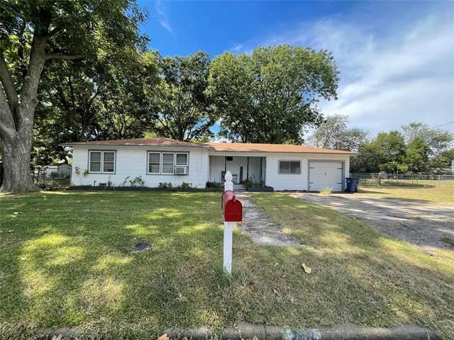 208 S Scott Street, Burleson, TX 76028 (MLS #14676969) :: Real Estate By Design