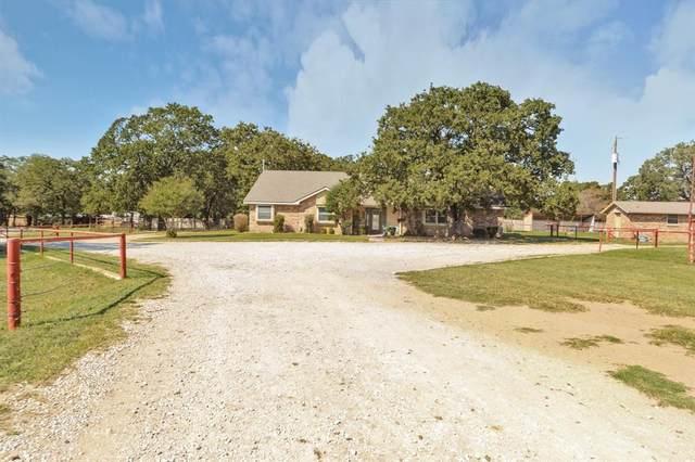 784 County Road 1660, Chico, TX 76431 (MLS #14676992) :: Trinity Premier Properties