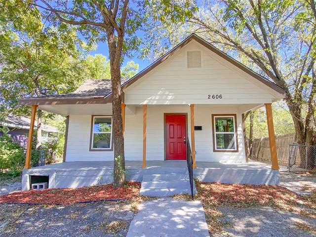 2606 Michigan Avenue, Dallas, TX 75216 (MLS #14676994) :: Trinity Premier Properties