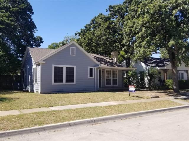 1025 Cleckler Avenue, Fort Worth, TX 76111 (MLS #14677005) :: Real Estate By Design