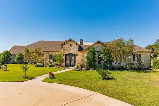3506 Hopper Court, Granbury, TX 76048 (MLS #14677006) :: The Tierny Jordan Network