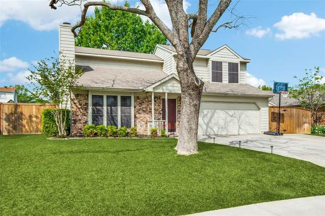 5341 Colonial Drive, Flower Mound, TX 75028 (MLS #14677015) :: Real Estate By Design