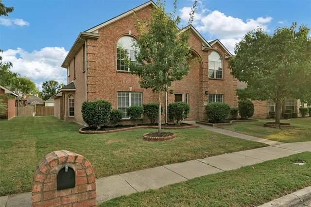 1323 Canterbury Drive, Allen, TX 75013 (MLS #14677023) :: Frankie Arthur Real Estate