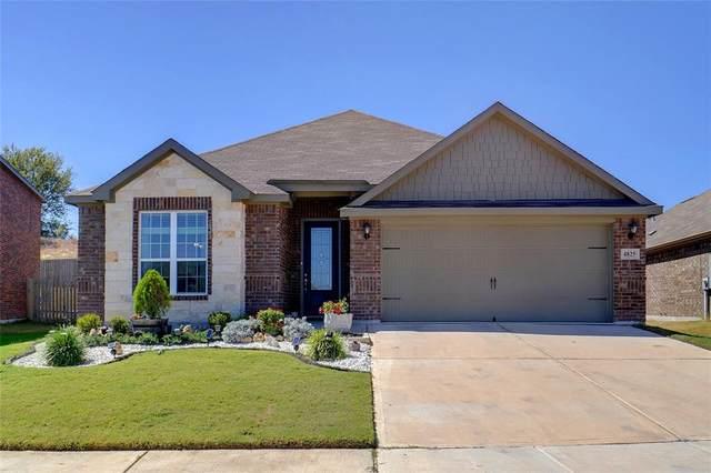 4825 Beaver Creek Avenue, Denton, TX 76207 (MLS #14677030) :: Real Estate By Design